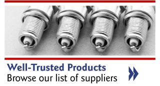Well-Trusted Products - Browse our list of suppliers
