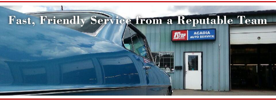 Fast, friendly service from a reputable team | vintage restored car